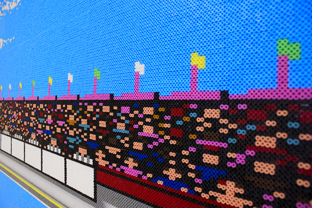 VERI – Analog Pixel Art » C64 – Summer Games
