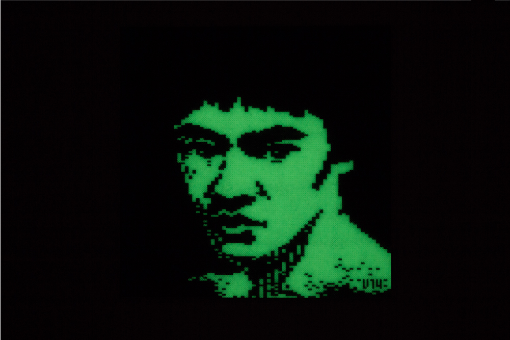 VERI – Analog Pixel Art » C64 – Bruce Lee