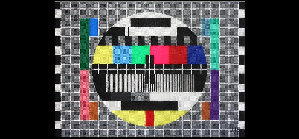 VERI – Analog Pixel Art » Testbild